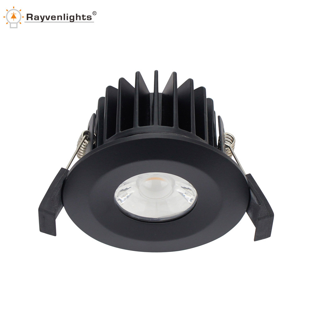 Wall Washer Ceiling Fire Rated Anti Glare Spark CCT Dimmable COB LED Downlight